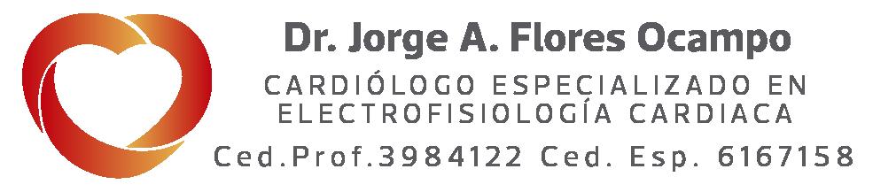 Dr. Jorge A. Flores Ocampo